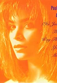 Paula Abdul: It's Just, the Way That You Love Me, Version 1 Poster