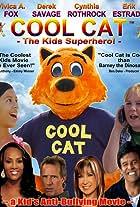 Cool Cat Kids Superhero