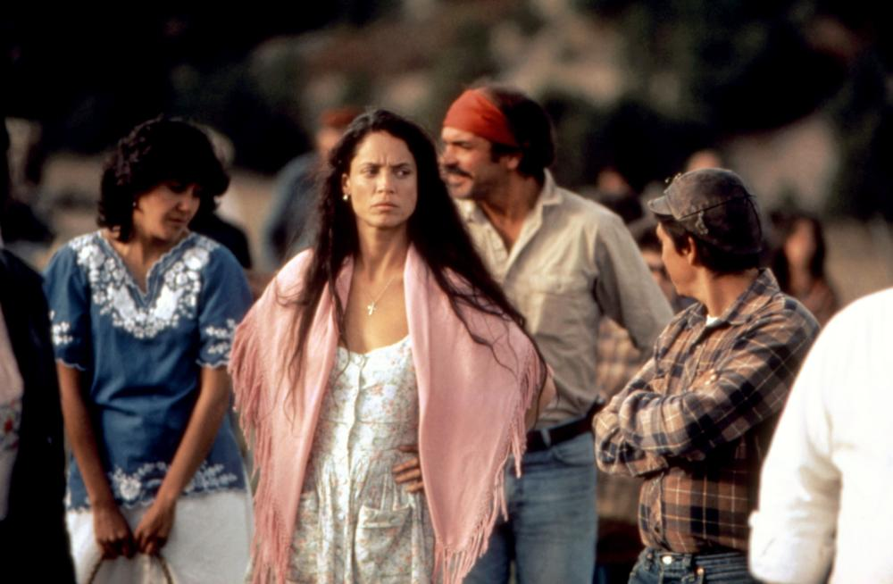 Sônia Braga in The Milagro Beanfield War (1988)