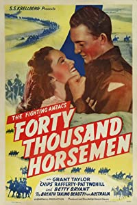 English movies divx free download 40,000 Horsemen by Zoltan Korda [1280p]