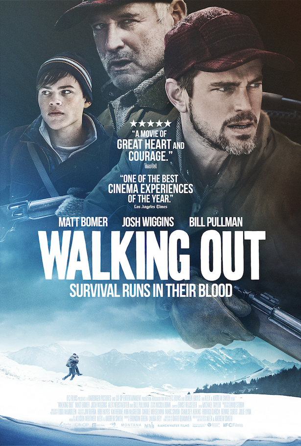 Walking Out (2017) BluRay 480p, 720p & 1080p