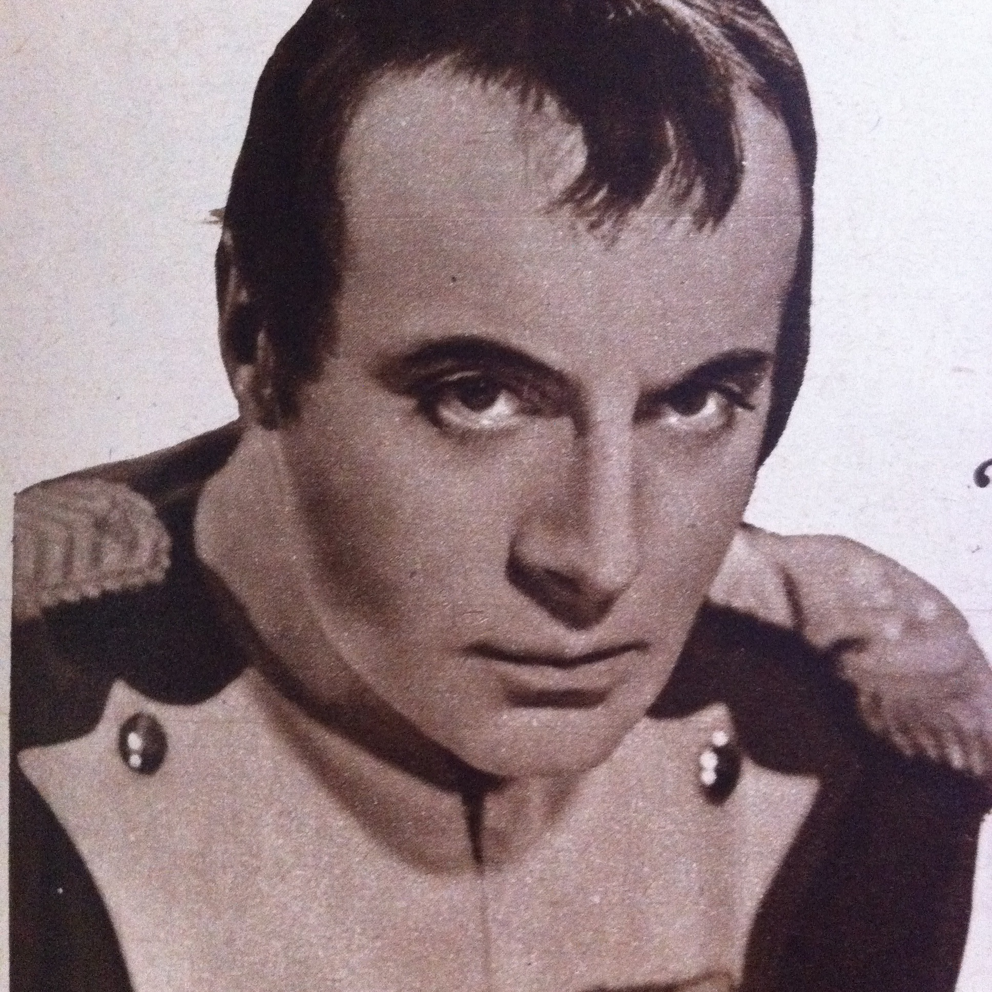 Charles Boyer in Conquest (1937)