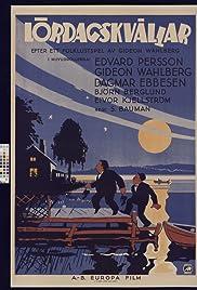 Saturday Nights Poster