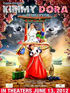 Movie to watch free Kimmy Dora and the Temple of Kiyeme Philippines [480p]