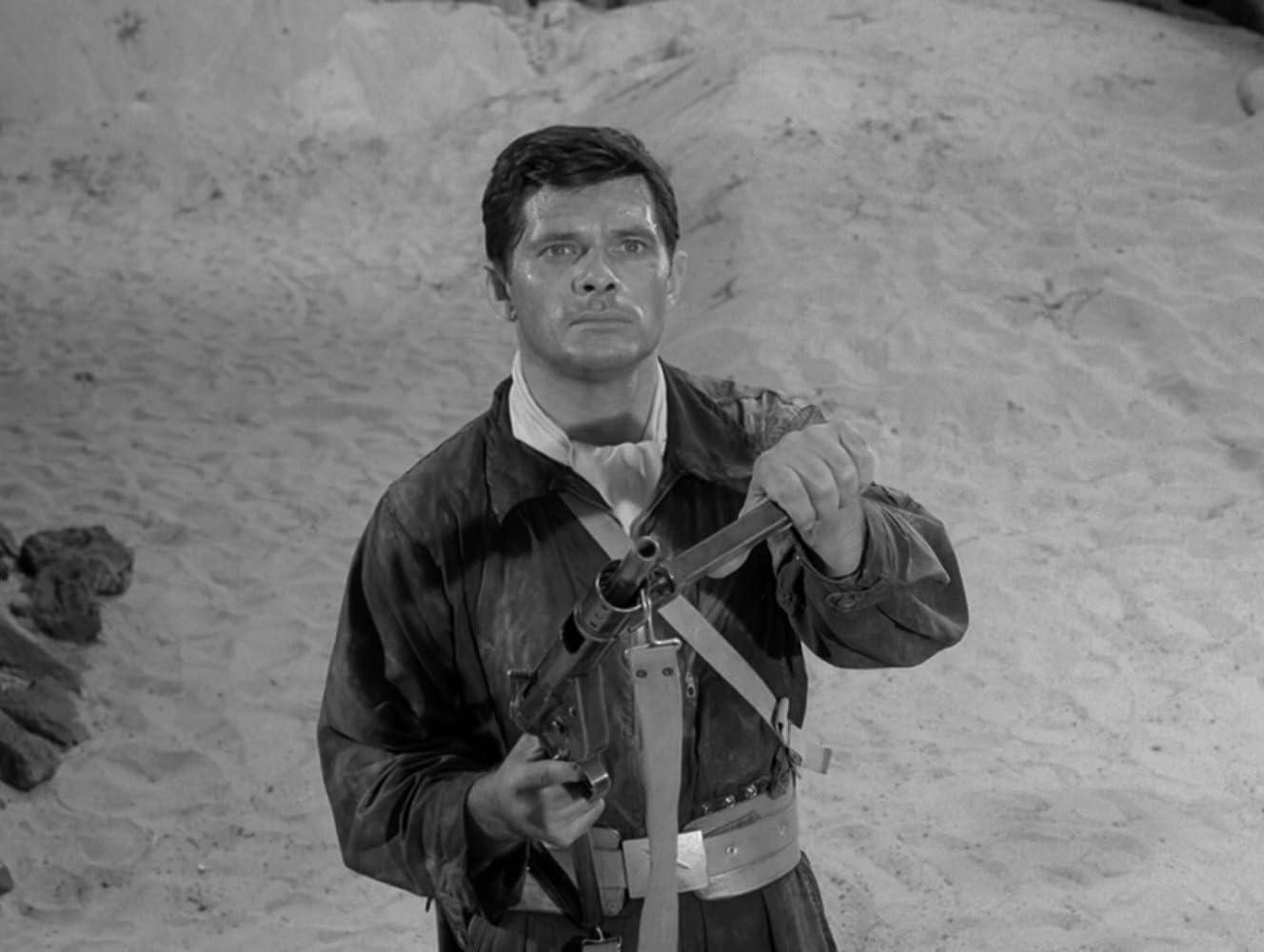 Dewey Martin in The Twilight Zone (1959)