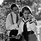 Mae Clarke and Lee Tracy in Turn Back the Clock (1933)