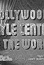 Hollywood: Style Center of the World Poster