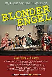 Blonder Engel Poster