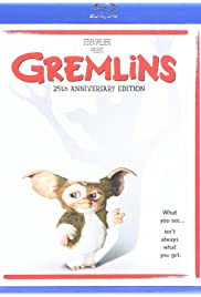 Hangin' with Hoyt on the Set of 'Gremlins' Poster
