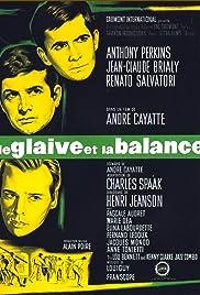 Le glaive et la balance (1963)