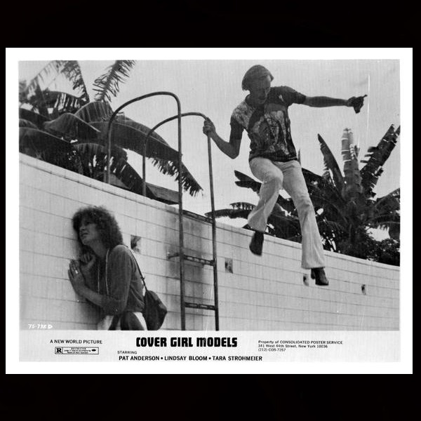 Tara Strohmeier and John Kramer in Cover Girl Models (1975)