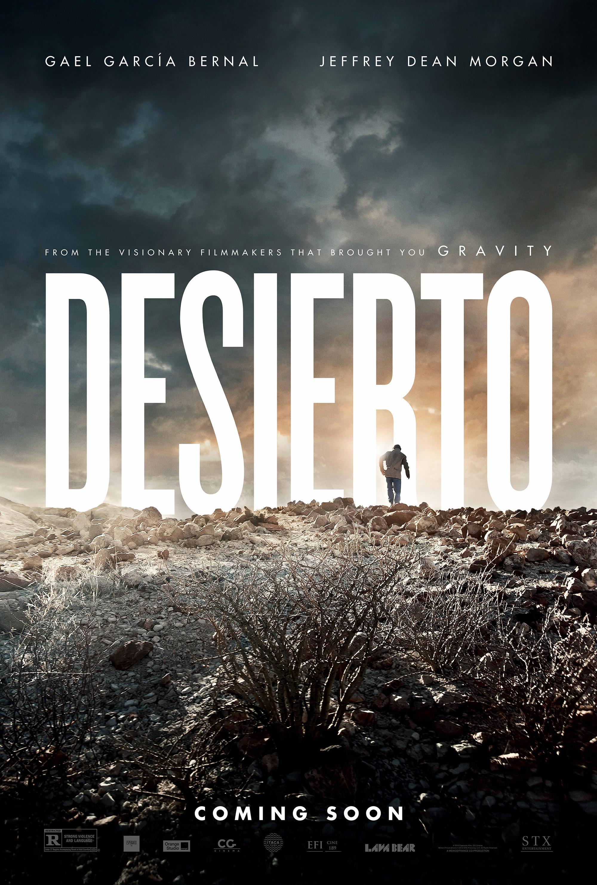 Desierto (2015) - IMDb