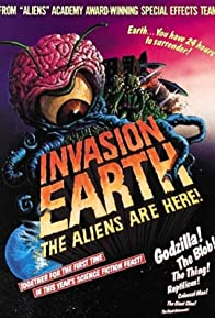 Primary photo for Invasion Earth: The Aliens Are Here