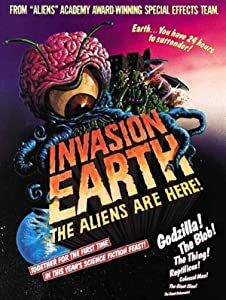 Old movie downloads for free Invasion Earth: The Aliens Are Here USA [Mkv]