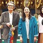 Chieko Matsubara, Yûko Takeuchi, Tsutomu Yamazaki, Yuito Kamata, and Yû Aoi in Nagai owakare (2019)