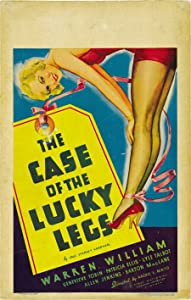 Watch online hot movies hollywood The Case of the Lucky Legs [Bluray]