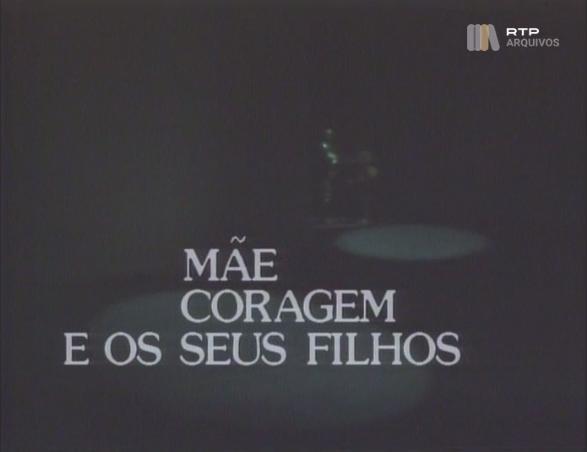 Mãe Coragem e os Seus Filhos (1987)