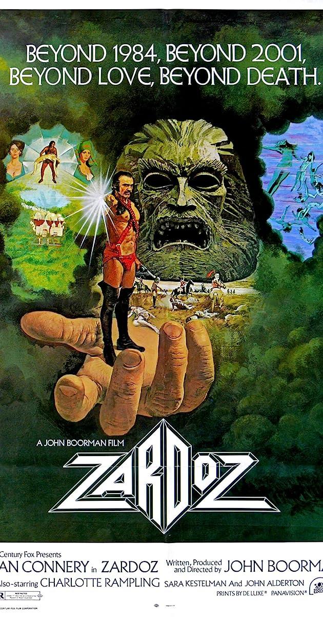 Watch Full HD Movie Zardoz (1974)