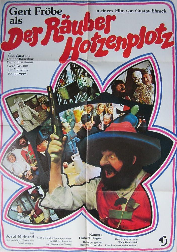 Der Räuber Hotzenplotz 1974