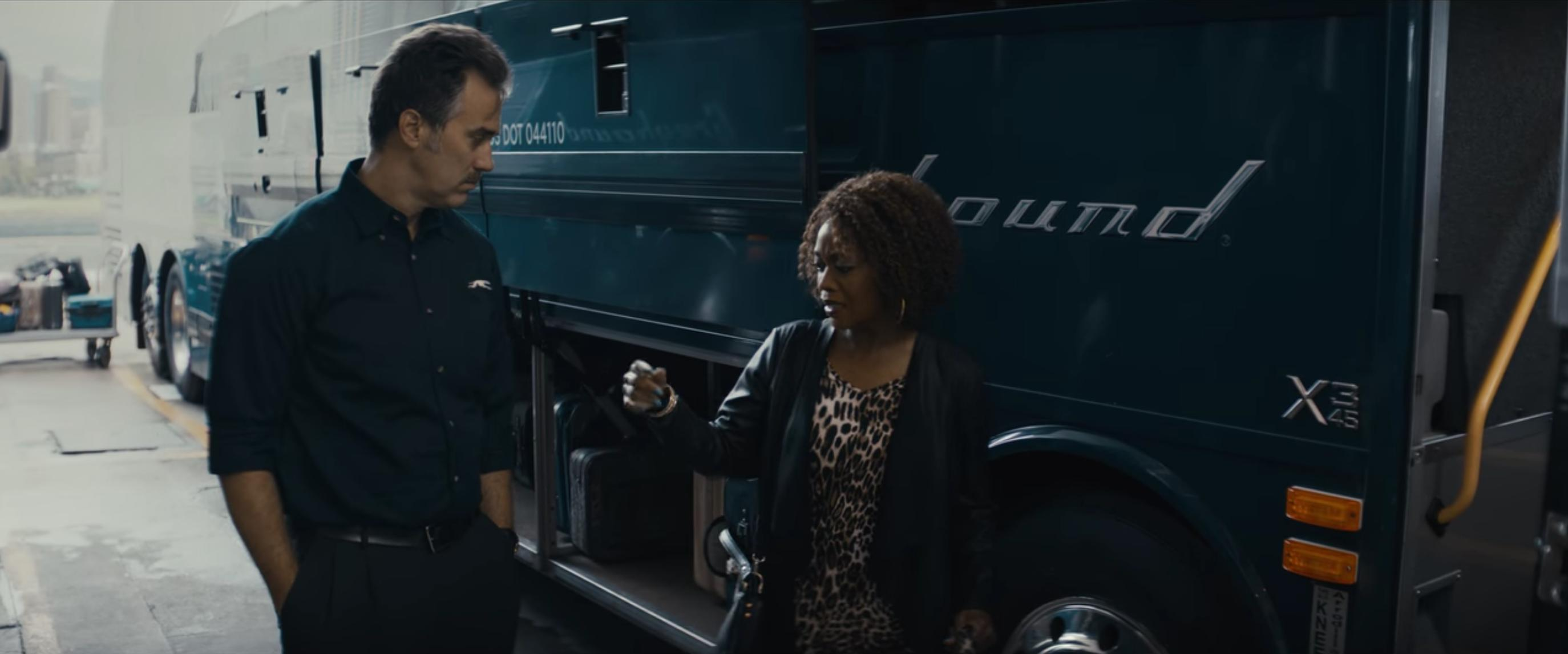 Still of Brian K. Landis with Alfre Woodard in Juanita