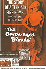 Susan Oliver in The Green-Eyed Blonde (1957)