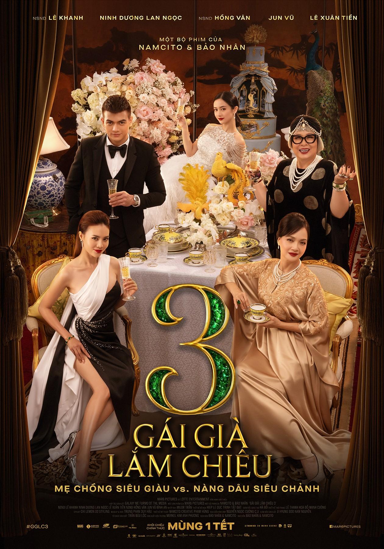 Phim Gái Già Lắm Chiêu 3 - The Royal Bride (2020)