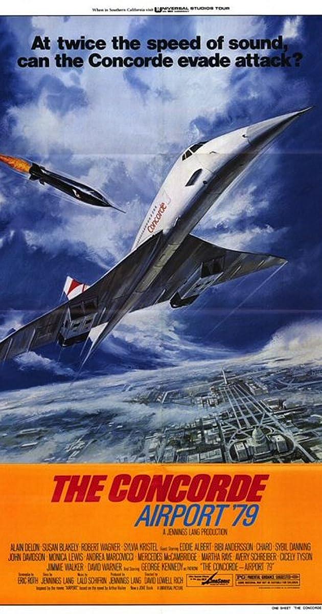 The Concorde…Airport '79 – David Vining, Author