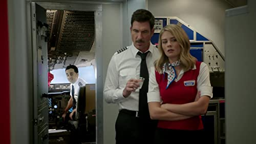 LA to Vegas: Captain Dave & Ronnie Figure Out What To Do With The Dead Passenger