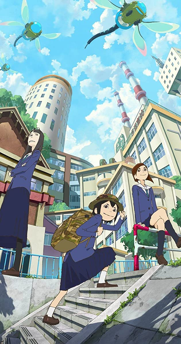 Download Eizouken ni wa Te wo Dasu na! or watch streaming online complete episodes of  Season1 in HD 720p 1080p using torrent