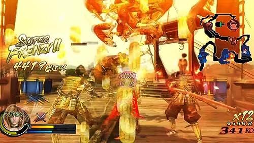 Sengoku Basara Samurai Heroes: Saica