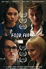 Food First Poster