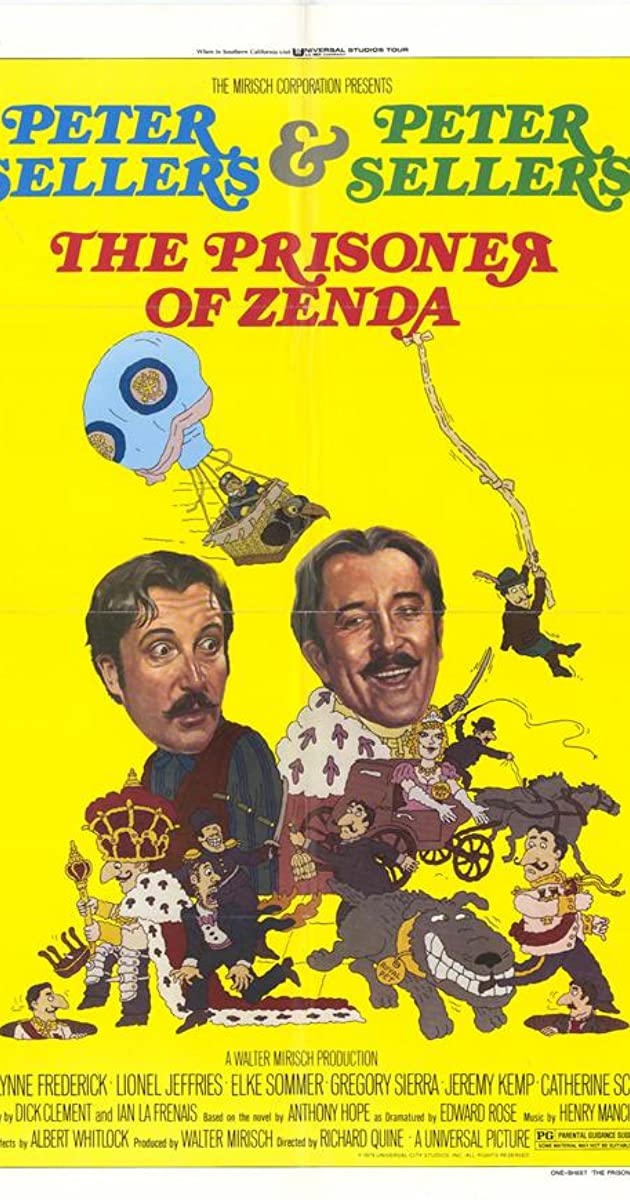 The Prisoner Of Zenda Full Movie In Hindi --