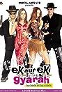 Ek Aur Ek Gyarah: By Hook or by Crook (2003) Poster