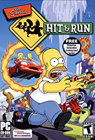 Primary photo for The Simpsons: Hit & Run