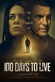 Colin Egglesfield and Heidi Johanningmeier in 100 Days to Live (2019)