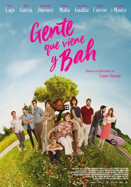 Film Gente que viene y bah Streaming Complet - Bea is a successful architect who lives in Barcelona (Catalonia, northeast to Spain) with...