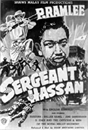 Sergeant Hassan Poster