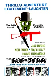 The League of Gentlemen (1960) 720p