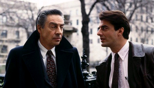 Image result for jerry orbach law and order