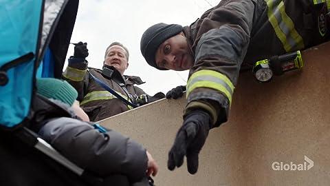 Chicago Fire 6×19 – Donde quiero estar