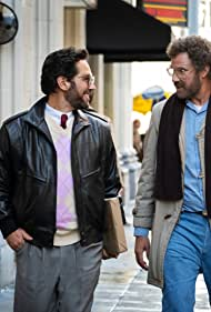 Will Ferrell and Paul Rudd in The Shrink Next Door (2021)