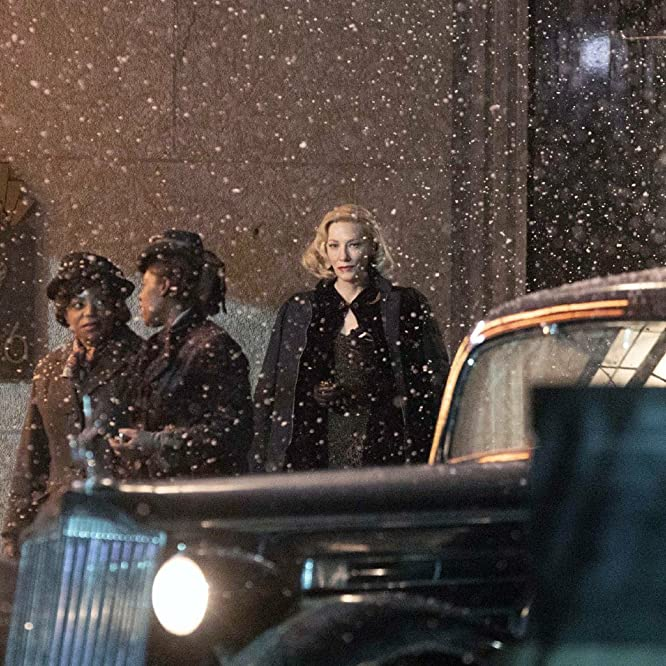 Cate Blanchett in Nightmare Alley (2021)