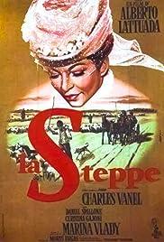 La steppa Poster