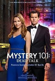 Mystery 101: Dead Talk Poster