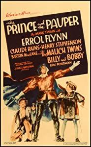 3gp mobile movie downloads The Prince and the Pauper by Victor Saville [HDRip]