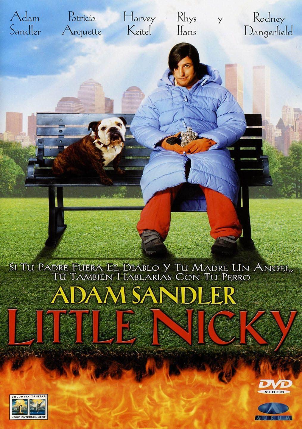 Little Nicky (2000) Hindi Dubbed