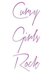 Curvy Girls Rock Poster