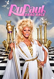 RuPaul's Drag Race Poster - TV Show Forum, Cast, Reviews