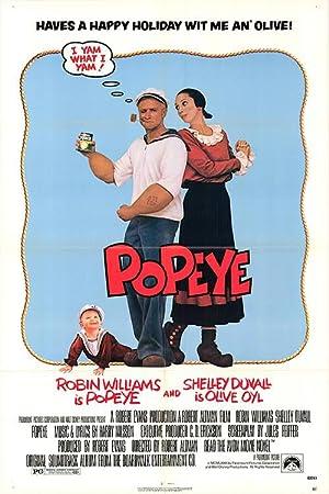مشاهدة فيلم Popeye 1980 مترجم أونلاين مترجم