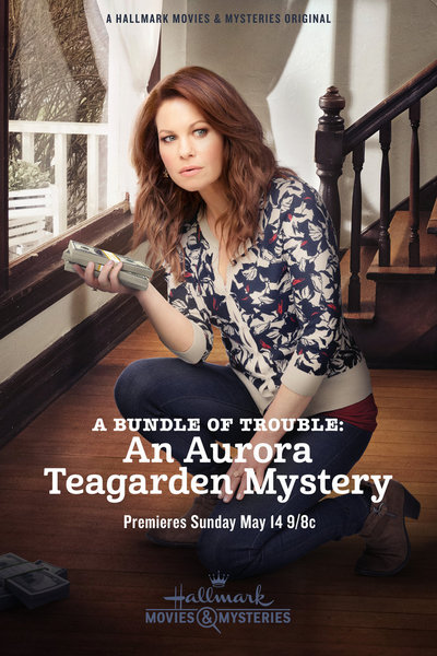Candace Cameron Bure in A Bundle of Trouble: An Aurora Teagarden Mystery (2017)